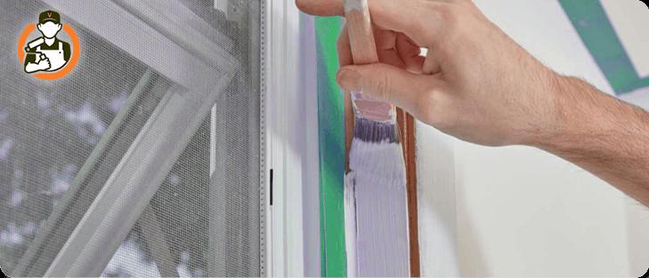 buitenkozijn schilderen tips