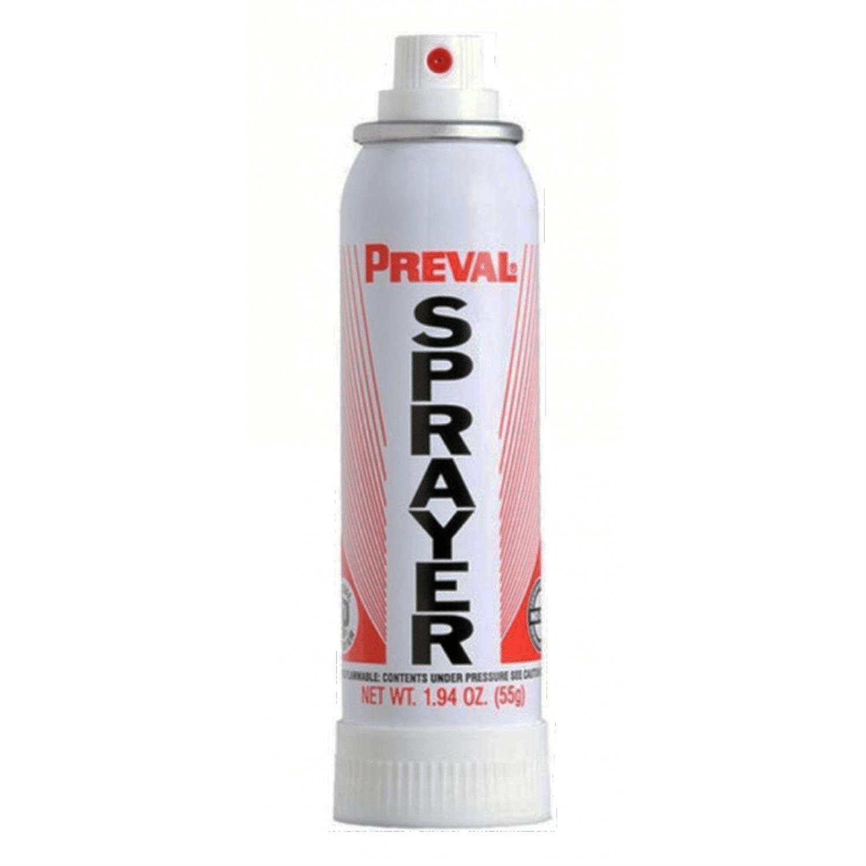 Preval sprayer gaspatroon los