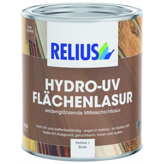 Relius Hydro -UV Flachenlasur